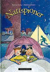 Nattspioner av Helena Bross