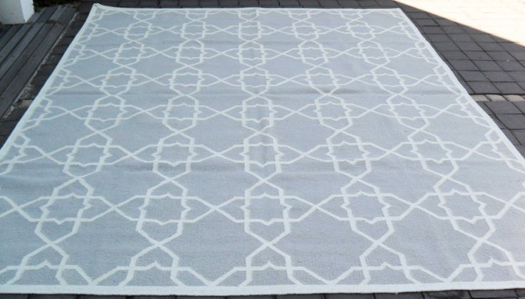 Wool Dhurrie - 244 x 305 - Inside Out Home Boutique