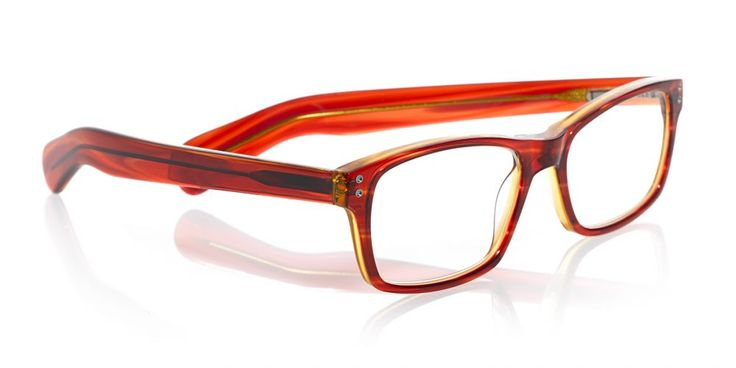 eyebobs Roy D reading glasses are a great pick for a round face shape.