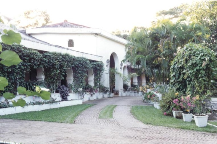 """Amgoorie Tea Estate Manager's residence  (Amgoorie - means """"Mango Root"""")"""