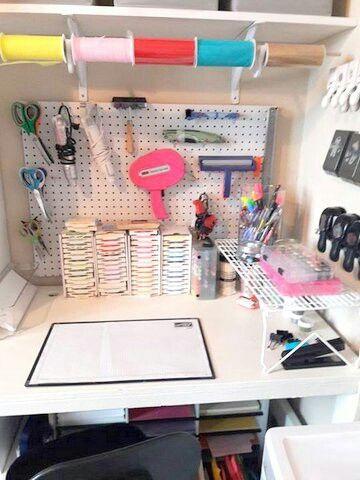 266 Best Scrapbook Room Decor Organization Images By Jennifer