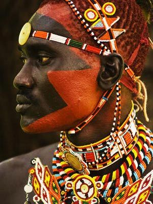 Interesting facts about Africa...African Warrior
