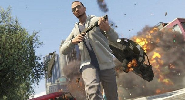 GTA Heists Confirmed For First PS4 Update | PlayStation 4 UK