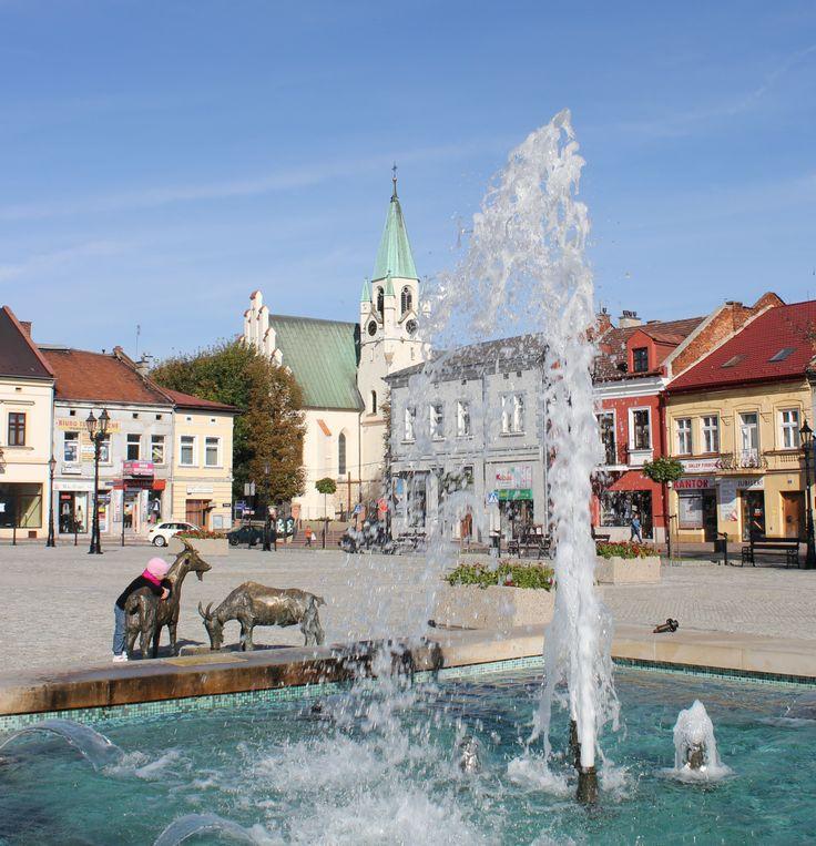 Brzesko, Małopolska http://praktycznyprzewodnik.pl/malopolskie/brzesko/