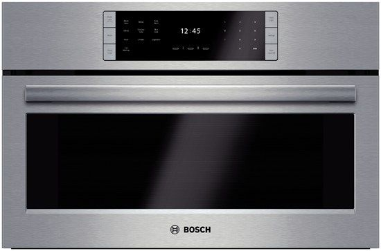 Bosch Built-in Wall Ovens - Steam Ovens - HSLP451UC 1.4