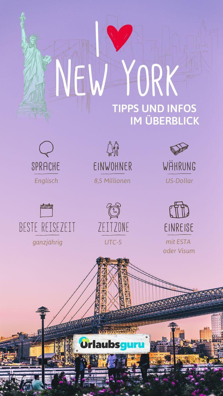 Die besten New York Tipps auf einem Blick