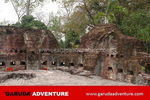 Benteng Martelo, peninggalan benteng Belanda yang berada di Pulau Bidadari