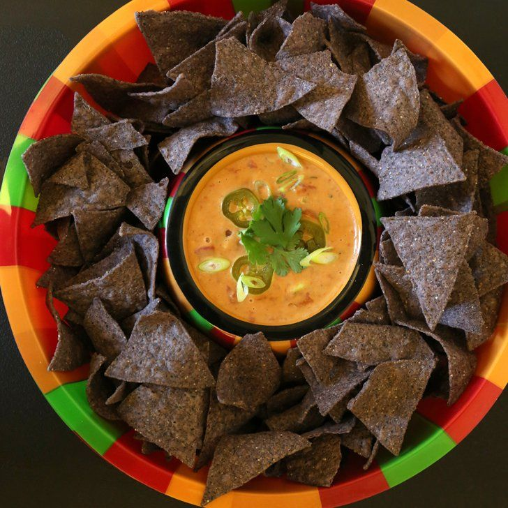 Pin for Later: The Ultimate Guide to Tex-Mex Recipes Nacho Cheese Dip Get the recipe: nacho cheese dip
