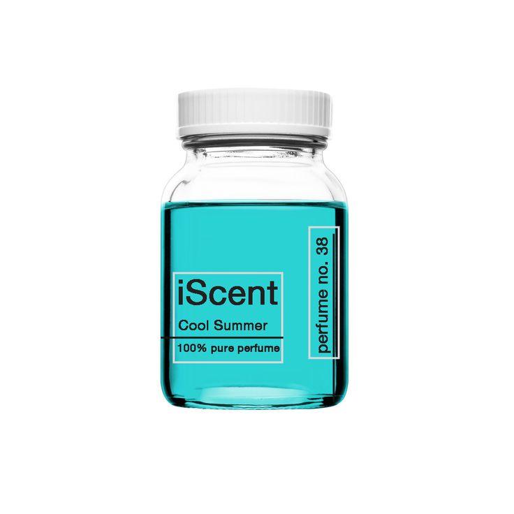 Odorizante Profesionale - Aroma Cool Summer - iSCENT