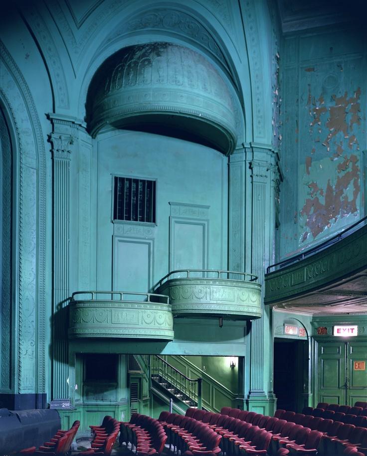 Beautiful Buildings, Andrew Moore