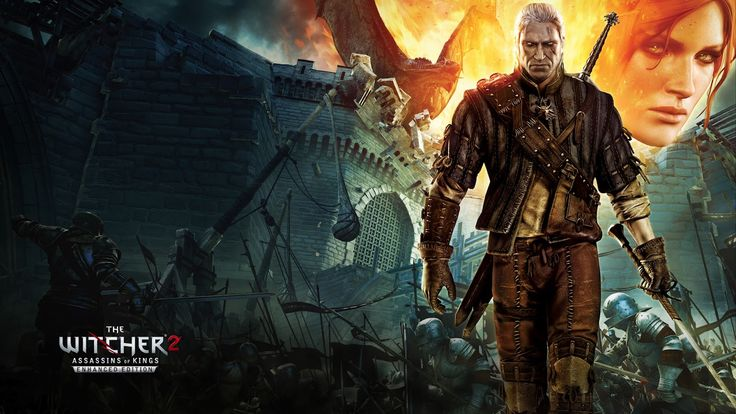 Originally a hit on PC, Witcher 2 Assassins of Kings is actually the second instalment in the RPG saga about the Witcher, Geralt of Rivia.