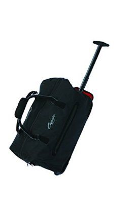 Capezio Trolley Duffle Bag (Black)