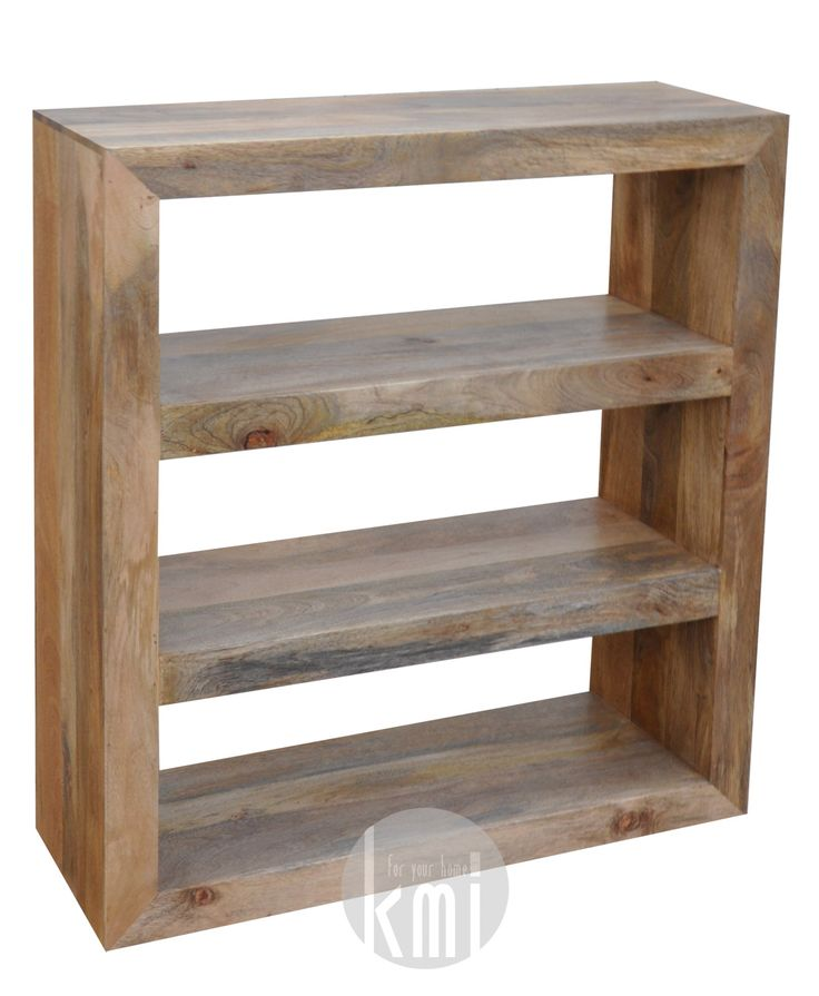 """Biblioteczka z kolekcji """"Mango"""" zachwyca przede wszystkim prostotą i funkcjonalnością. Jej ponadczasowy kształt odnajdzie się zarówno w surowym lofcie jak i w klasycznym salonie. Jasne drewno naturalnie wpisze się w klimat otoczenia. Biblioteczka może stanąć w  gabinecie , świetnie odnajdzie się również w salonie   #meblekolonialne to połączenie naturalnych, pięknych materiałów i praktycznego wzornictwa.  http://bit.ly/1uRqVP7"""