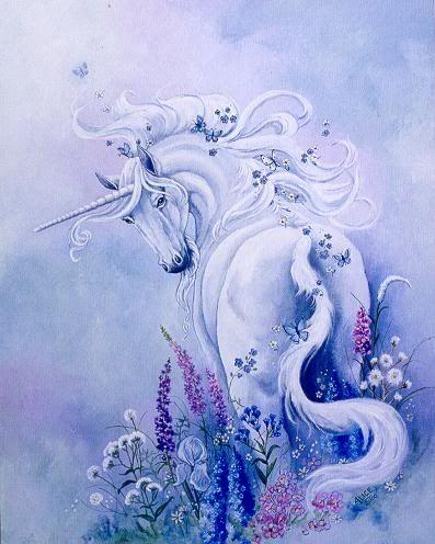Blue Unicorn Graphics Code | Blue Unicorn Comments & Pictures