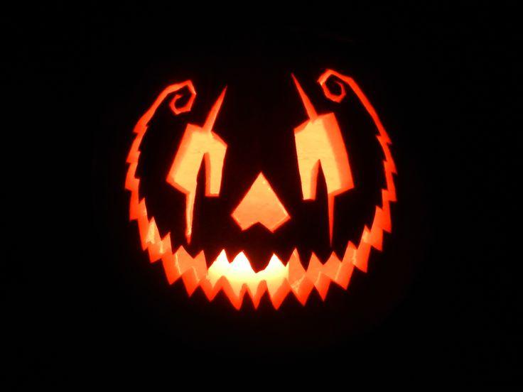 scary jack o lantern face template - jack o lantern by ann 2013 halloween pinterest jack