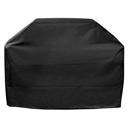 VicTsing Grill Cover, Medium 58-Inch BBQ Cover Waterproof, Heavy Duty Gas Grill Cover for Weber, Brinkmann, Char Broil, Holland and Jenn Air