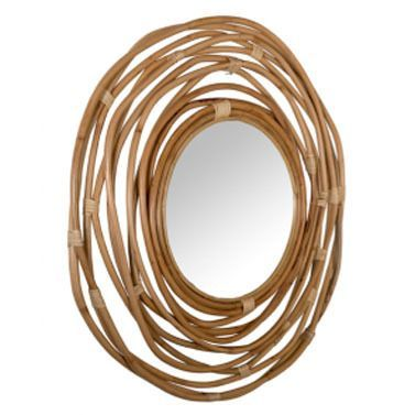 Dutchbone Kubu Mirror - Woonfabriek:  http://www.sobocreations.com/