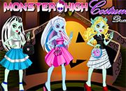 Monster High Costumes Dress Up | Juegos Monster High - jugar online