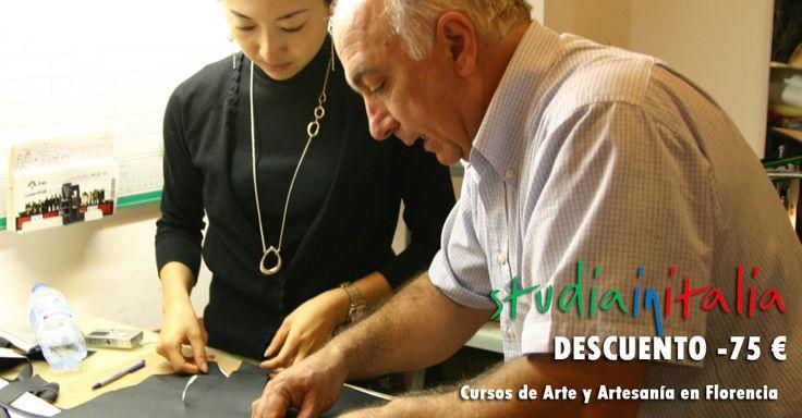 Ofrecemos 75 € de descuento para nuestros cursos de Arte y Artesanía en Florencia a cursar en noviembre y diciembre. ¡Elige tu curso favorito ahora!