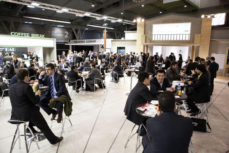 Smart City Expo World Congress 2013 - Coffee Break