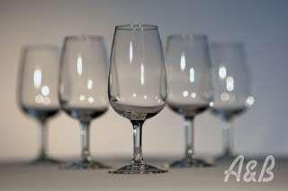 7.5oz. ISO Certified Tasting Wine Glasses