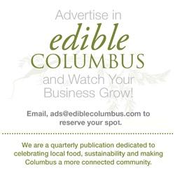 Edible Columbus magazine