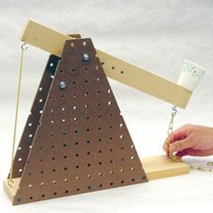 Lesson: Build a Catapult (Fun!!!) Level: Grades 5-12 Overview In this lesson, students in grades 4-12 learn about the history of catapults and how they work. They assemble their own catapult model, making adjustments to improve its performance. Students gain engineering experience while learning principles of physics and working with the scientific processes of experimentation and trial and error.
