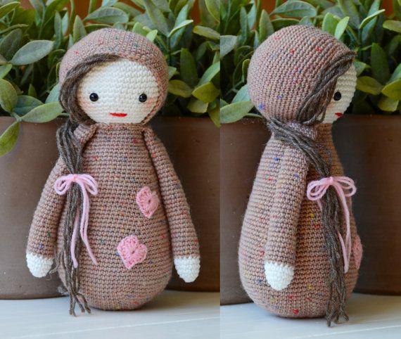 Crochet Pattern - Krissie the Matryoshka