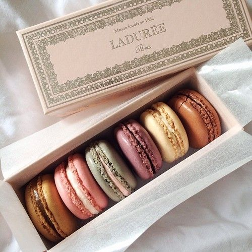 Eating Macarons from Laduree in Paris, France~ Miss Millionairess