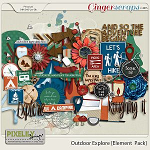 Outdoor Explore [Element Pack]