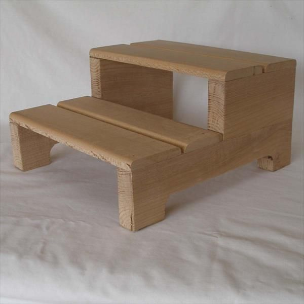 Build Small Step Stool Woodworking Projects Amp Plans