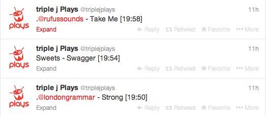 Triple J play - Good Nights with Linda Marigliano