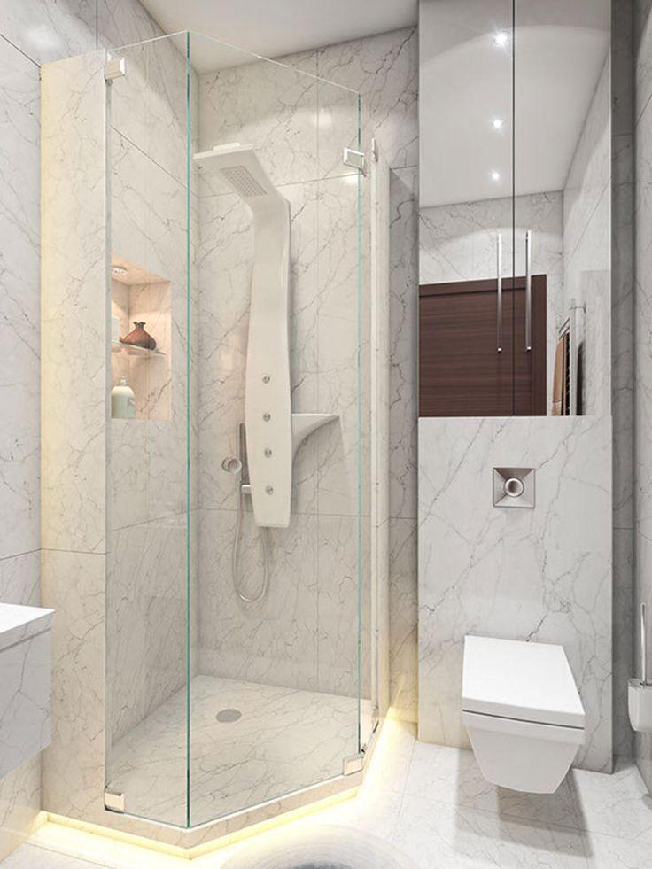 +1000 ideias sobre Box Para Banheiro Pequeno no Pinterest  Box para banheiro -> Banheiro Hiper Pequeno
