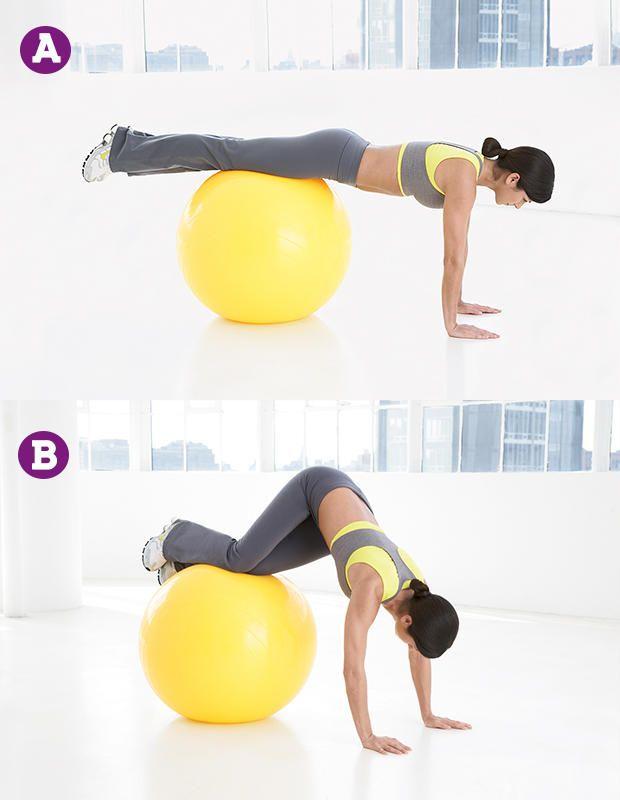 10 best id es propos de ballon de stabilit d 39 abdos sur for Housse ballon yoga