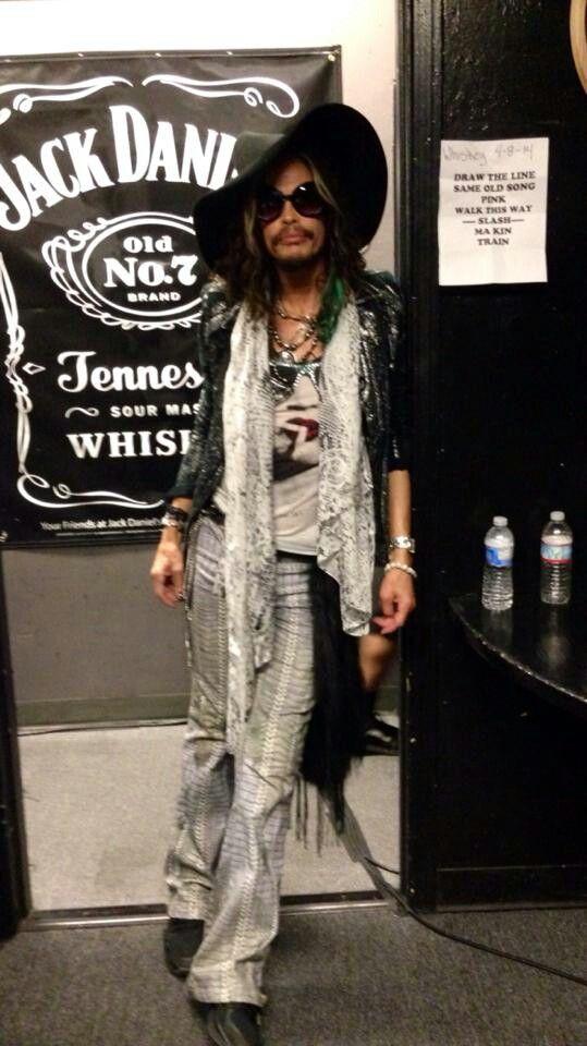 Steven Tyler- Aerosmith