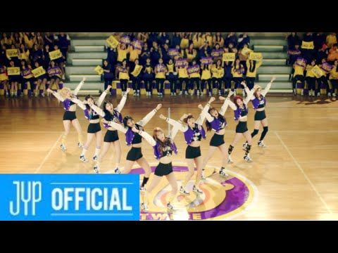 "TWICE(트와이스) ""CHEER UP"" M/V - YouTube LOVE THE SONG SOO MUCH <3 <3 <3 <3 <3 <3"
