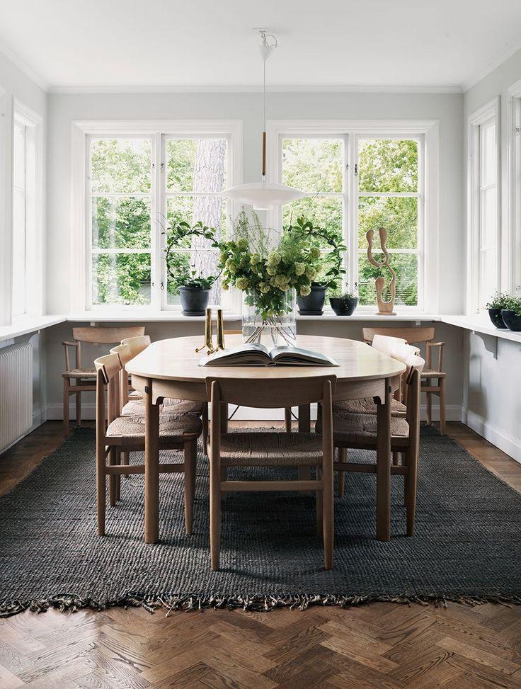 241 besten dining room bilder auf pinterest k che und for Innenarchitektur esszimmer