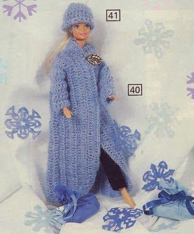 Art & Craft Times: Modely pre Barbie