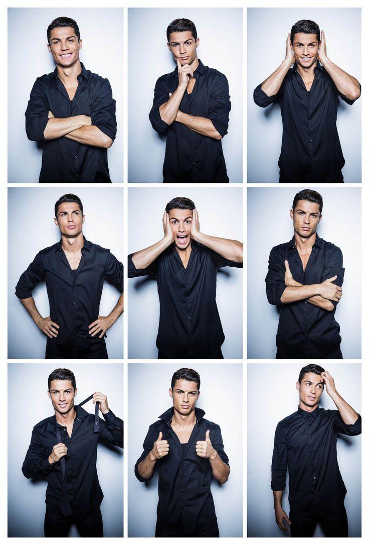 Parallèlement à la célébration du 1er anniversaire de sa ligne de sous-vêtements, le on-n'a-plus-besoin-de-présenter footballeur Cristiano Ronaldo lance sa première collection de chemises CR7. #cristianoronaldo #chemise #richardchai #cr7 #football