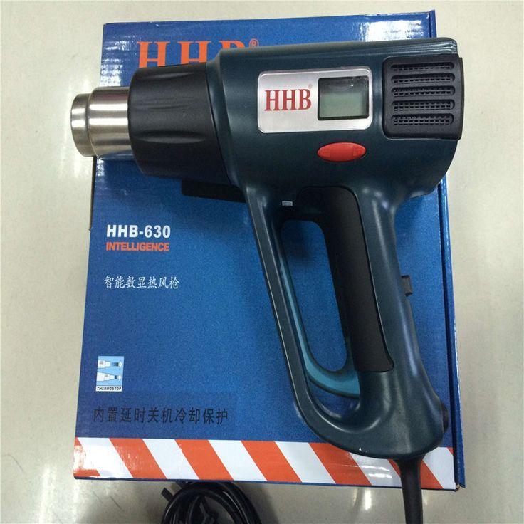 1600 Вт Профессиональный цифровой Тепловые Пушки для электрических рынке
