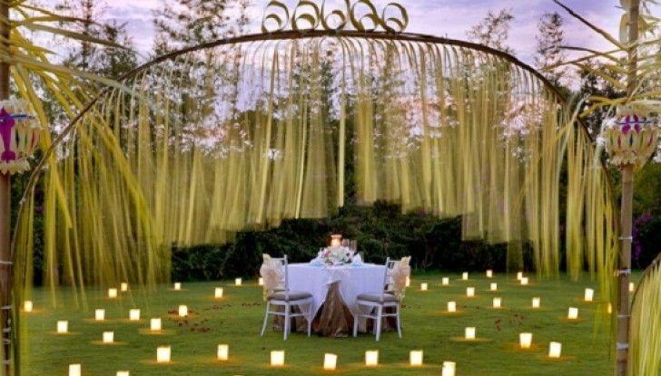 Garden of Eden Romantic Dinner– Rimba Jimbaran