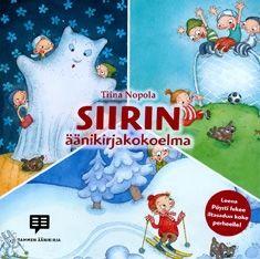 Siirin äänikirjakokoelma (cd) (Äänikirja CD). 15,95 €