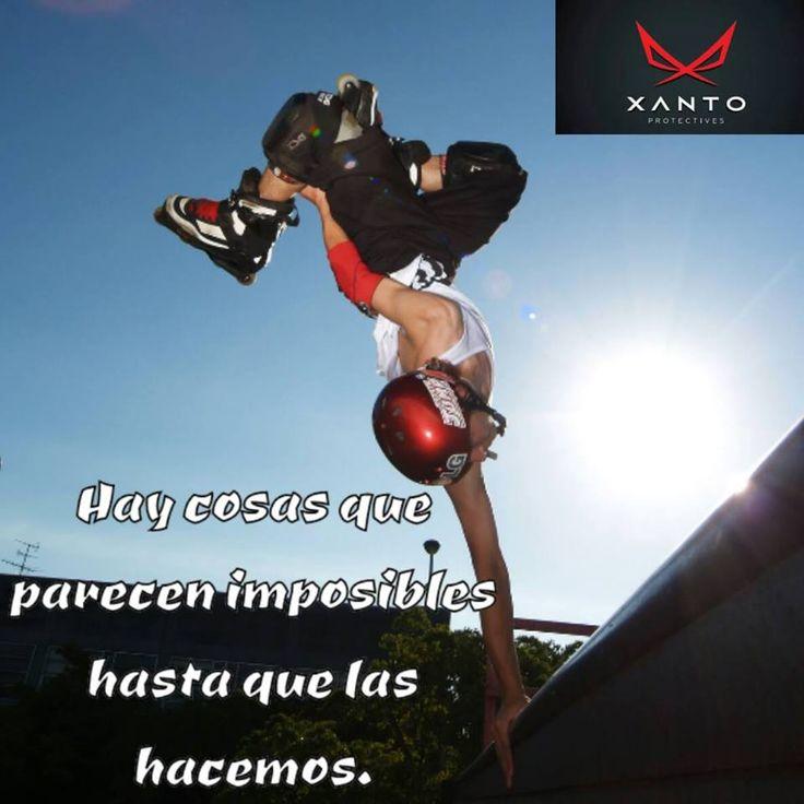 #NoHayImposibles #Adrenalina #deporteseguro #naturaleza #Diversión #Medellín #Rollers #xgames #XantoProtectives