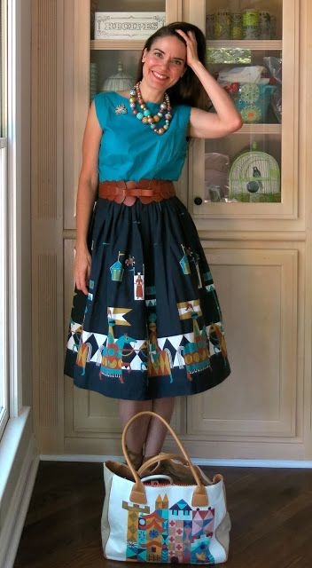 Cassie Stephens: What the Art Teacher Wore #144 and a Contest!