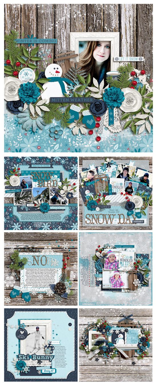 Memorable: Winter by Zoe Pearn & Kristin Cronin-Barrow