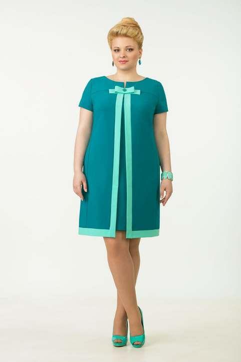 модные платья 50-54 размеров