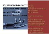 englisch-software fuer Mechatronik-Azubis: Saetze/ Texte verstehen