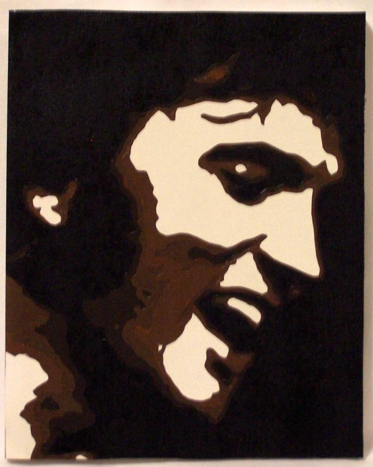 Elvis  by Sue Maynes