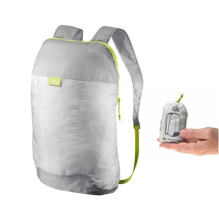 Рюкзак Ultra-compact 10 л - В продаже на decathlon.ru