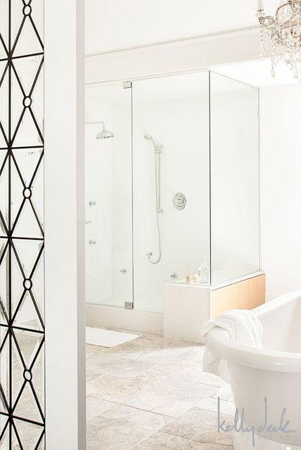 40 best glass partition images on pinterest - Bathroom glass partition designs ...